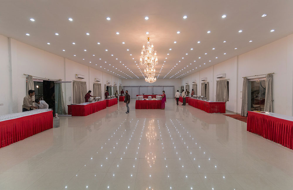 function hall in Hyderabad
