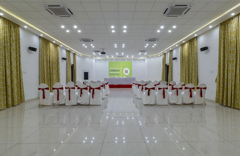 conference halls in hyderabad
